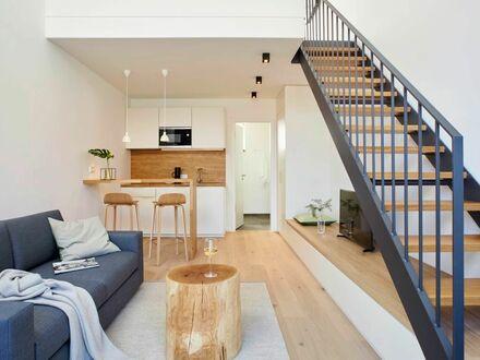 Hochwertig eingerichtetes Apartment
