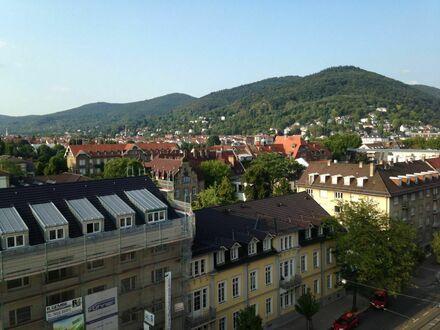 Mitten in Heidelberg zu leben