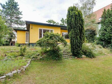 Haus mit wunderschönem Garten in Charlottenburg