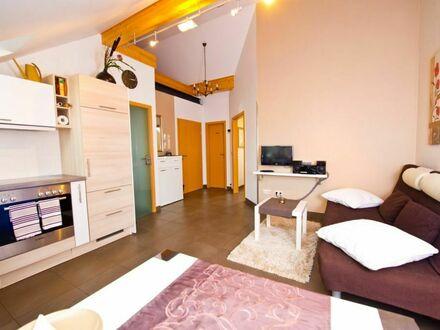 """Moderne Ferienwohnung """"Suite - Cappuccino"""", 38 m²"""