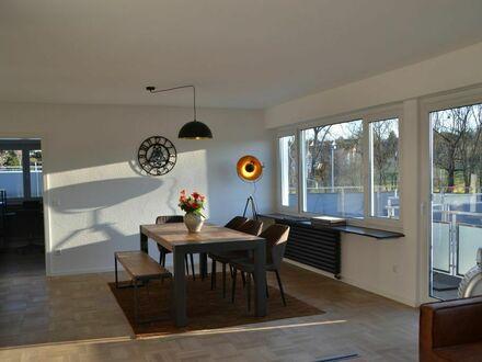 Apartment mit Loft Charakter 107 qm mit Sonnenterrasse