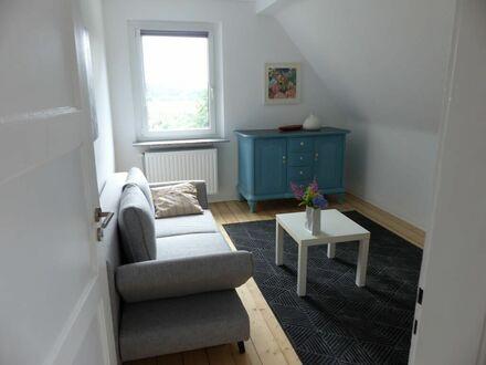 Helle moderne Zweizimmerwohnung im Grünen