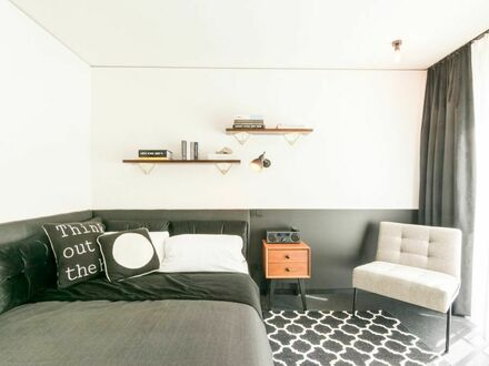 Serviced Apartment in New York Style