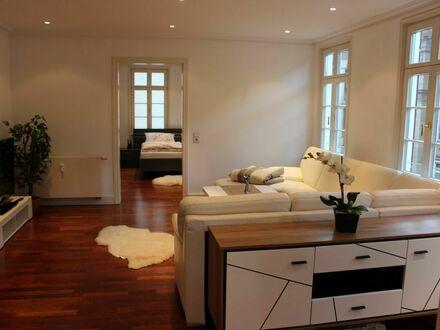 Möbliertes Apartment mit 5 Zimmern; TOP-Lage in Stuttgart Mitte; Wohnen auf Zeit