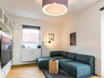 Frisch renovierte, flexible Wohnung im Zentrum von Hamburg