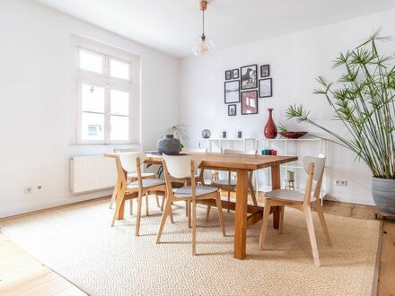 Appartement á la Luise - wohnen im Gründerzeitstil