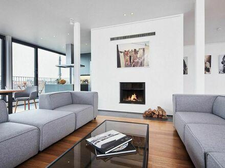 Luxuswohnung im Belgischen Viertel