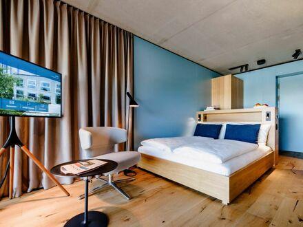 Comfort Zimmer zum ruhigen Innenhof - im Westend - kürzlich eröffnet - perfekt für Business