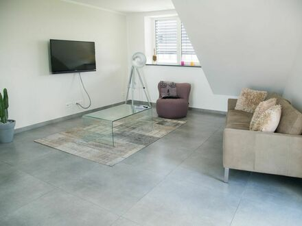 Zwei-Zimmerapartment mit voll ausgestatteter Küche