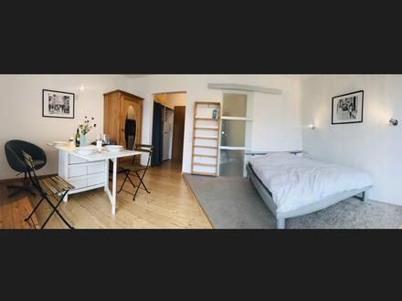 Modernes Apartment zum Wohlfühlen mit großem Süd-West Balkon und Garage