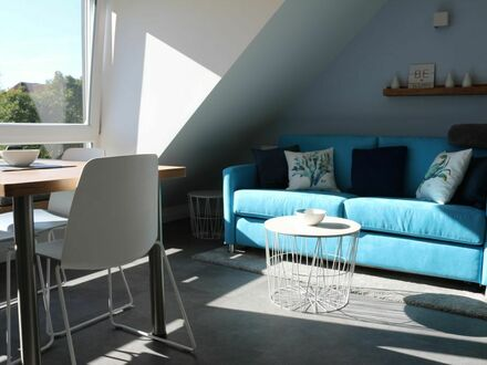 Komfortables Apartment im Dachgeschoss