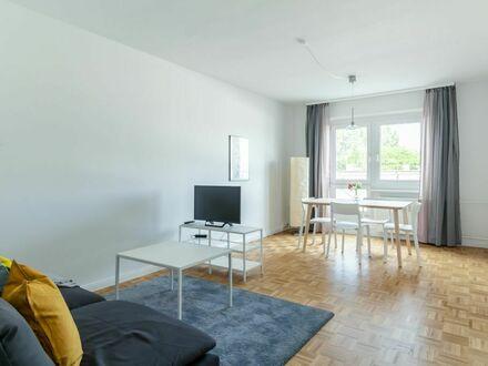 Moderne 3-Zimmer Wohnung nah an der Spree