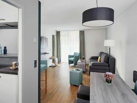 Großes Apartment mit Kitchenette in Nürnberg-Gostenhof