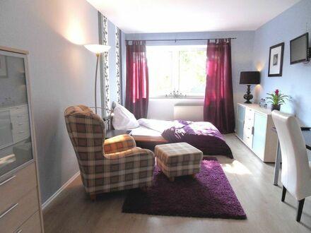 Hübsches Möbliertes Appartement ruhig gelegen, WM, Internet, Küche