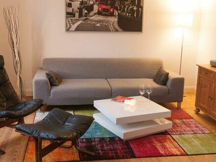 Charmantes Villen-Appartement ( 3 Zimmer)
