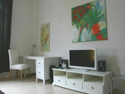 Schönes Apartment im Gallus-Viertel