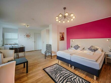 Business Apartment in optimaler Lage