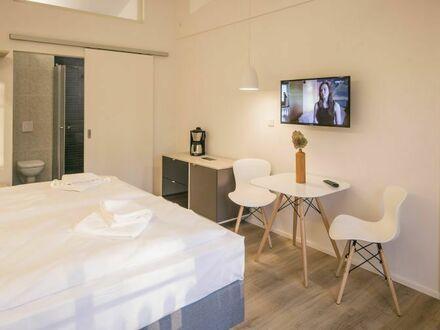 Doppelzimmer Suite in Dresden