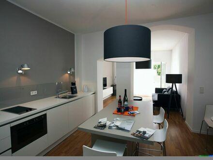 Möblierte Wohnung am Rhein