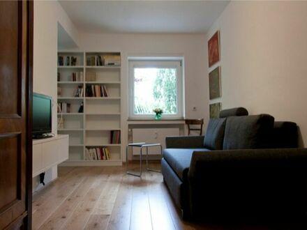Helle & vollständig eingerichtete Wohnung im Herzen Kölns