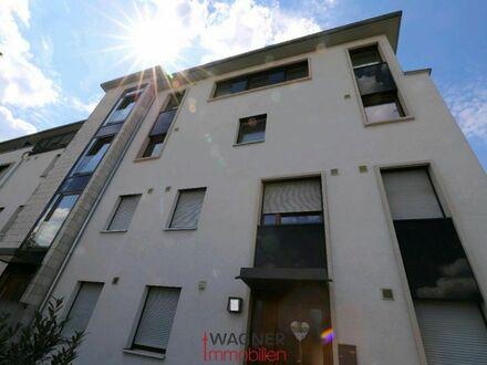 VON PRIVAT - KEINE ERBPACHT Moderne Penthouse-Maisonette Eigentumswohnung im Frankfurter Bogen
