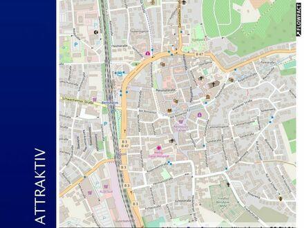 Büro- oder Ladengeschäft in der Bensheimer Innenstadt zu vermieten