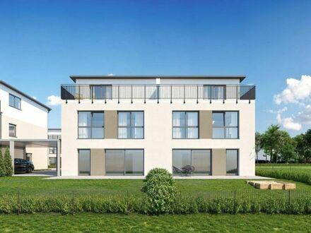 Ganz oben ankommen : 180 m² purer Wohngenuss in erhabener Lage!