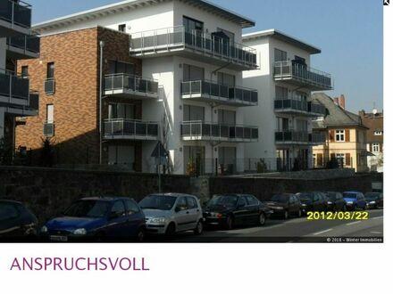 Studenten-Wohnanlage 'College Park Zwo' , Top 1-Zi-Appartement mit großem Balkon ideal für Mediziner oder Naturwissenschaftler