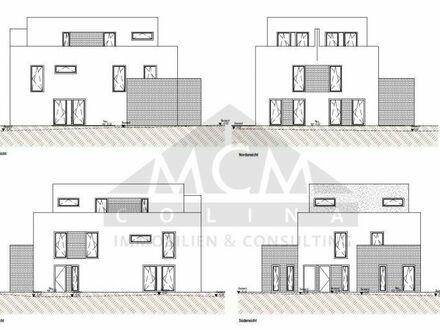 Idylle Pur - Neubau - Riesige Doppelhaushälfte ruhig gelegen am Brentano Park