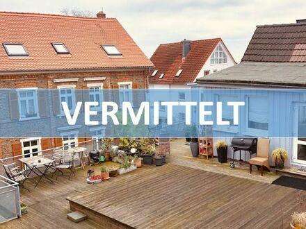 VERKAUFT ***mieterfreie 1-ZW *** mit Dachterrasse und Blick auf Frankfurt