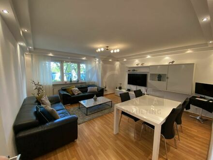 Großzügige und modernisierte Wohnung nahe ZOO mit Anliegerappartement als Finanzierungshilfe