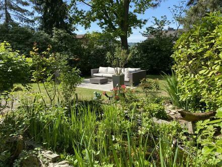 Einfamilienhaus mit traumhaftem Garten in Niedernhausen