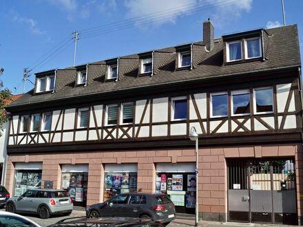 ANSPRECHENDES WOHN & GESCHÄFTSHAUS #Provisionsfrei# in Frankfurt-Schwanheim
