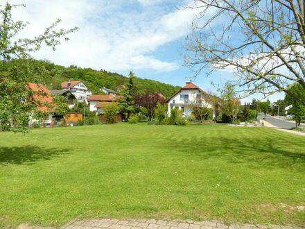 Großes, ebenes Grundstück in herrlicher Naturlage von Calden-Meimbressen