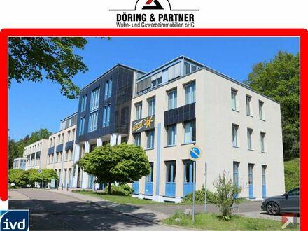 Moderne Büroräume mit PKW-Stellplätzen in ruhiger grüner Lage in Gera - Provisionsfrei für Mieter !