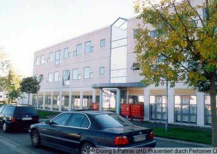 Helle und moderne Büroräume von 19 bis 217 m² in Top-Lage von Bad Köstritz!!