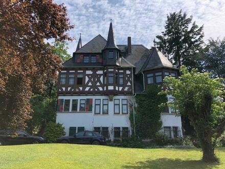 MHI - Ein Villenjuwel auf einem parkähnlichen, rund 3.400 m² großen Grundstück in Bestlage von Bingen am Rhein - Rochusallee…