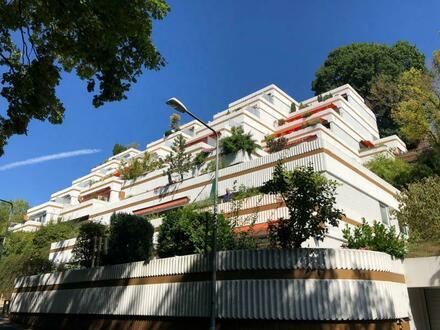 MHI - Für den Kapitalanleger! Attraktives Appartement mit großer Sonnenterrasse und Tiefgaragenstellplatz in begehrter Wiesbadener…