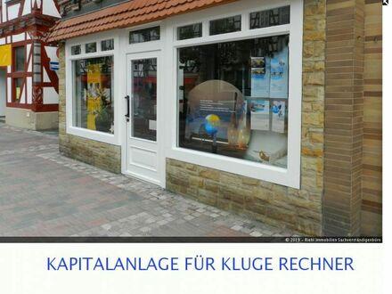 BESTECHENDER PREIS - Intelligent saniertes Fachwerkhaus direkt am Marktplatz in Eschwege