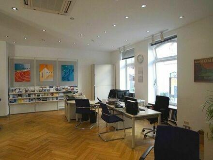 Repräsentative Büro-/Ausstellungsfläche