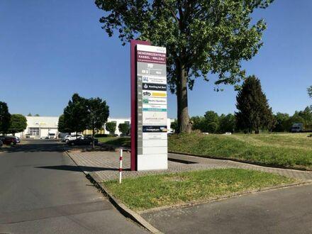 Kassel-Waldau: Unbebaute Gewerbegrundstücke TOP-Lage ab 1.000 m2 ab 0,70 EUR/m2/Monat zu vermieten!