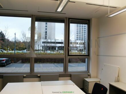 Neumann Immobilien - Teilbare Büroflächen im Campus Carré Niederrad