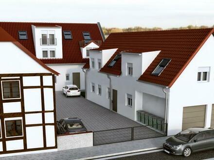 Neubau: Einfamilienhaus in feinster Ausstattung in schönem Altstadt-Ensemble von Büttelborn