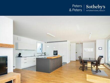 P & P Sotheby`s International Realty - Penthouse auf zwei Etagen mit herrlichem 180 Grad Skyline Blick