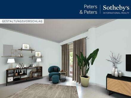 P & P Sotheby s International Realty - Herrschaftliche Altbau-Etage direkt am Park
