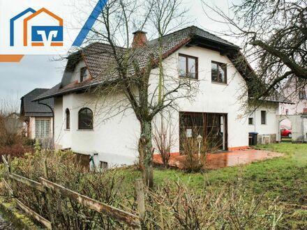 Verkauft! Großzügiges Einfamilienhaus in ruhiger Lage von Büchenberg zu verkaufen!