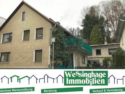 -----EG-Wohnung für Naturliebhaber, ideal für 1 bis 2 Personen-----
