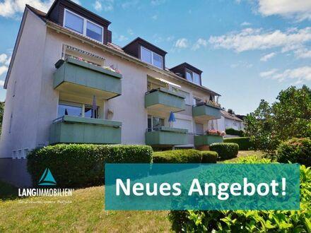 ++ In ruhiger Wohnlage! 3 Zimmer-Wohnung mit Balkon in Frankfurt Berkersheim ++