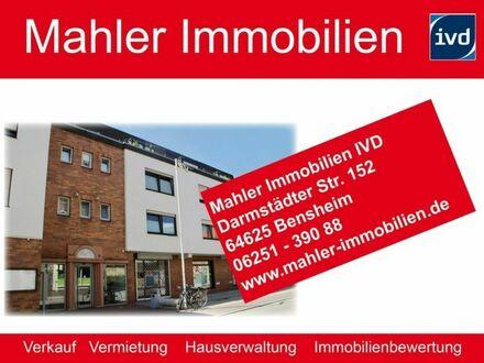 Ansprechende gepflegte Praxis bzw. Büroräume in zentraler Lage von Bensheim