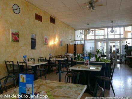 Gaststätte und Imbiss im Bäderkomplex der Kreisstadt!
